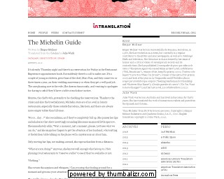 The Michalen Guide