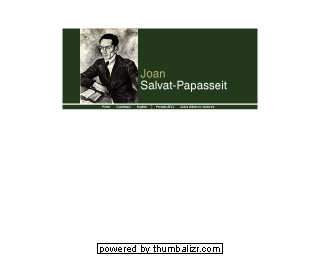 Joan Salvat-Papasseit a l'AELC