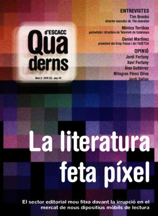 La literatura feta píxel