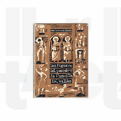 Les figures del pessebre de l'Ametlla del Vallès (1960)