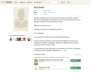 In Goodreads