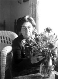 Maria Dolors Orriols l'any 2000.