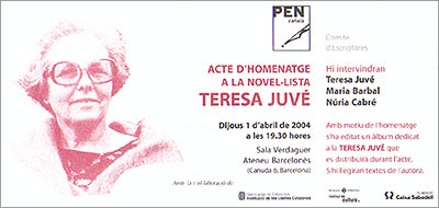 Teresa Juvé